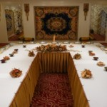 lilian carter wang zhong winery dining room xinjiang china