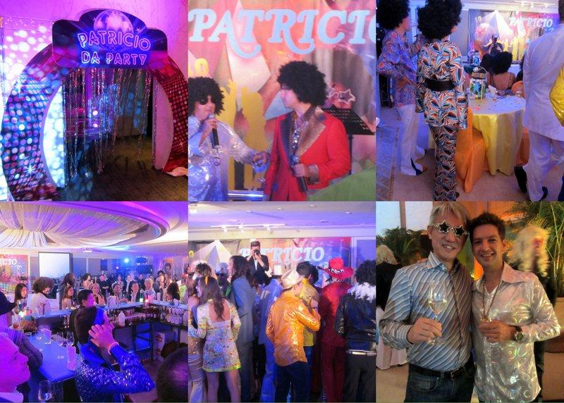 patricio party