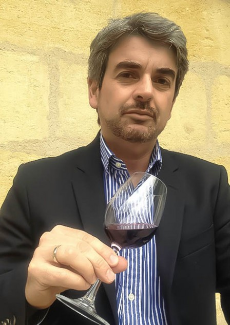 Nicolas Billot-Grima new winery in Beijing