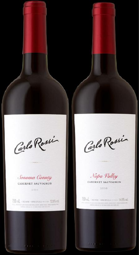carlo rossi sonoma county napa valley 2011 cabernet sauvignon for china