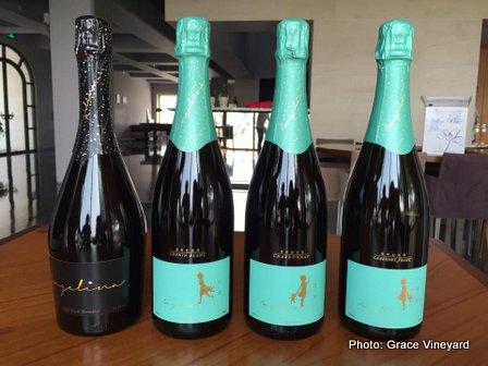 Grace Vineyard Angelina sparkling wines reserve chenin blanc chardonnay cabernet franc shanxi china.jpg