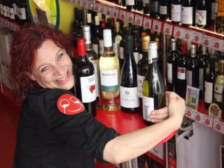 claudia masueger cheers wine china sixth anniversary