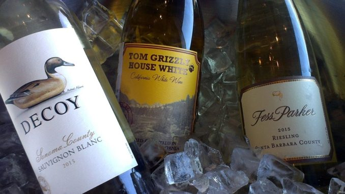 California Wine Institute and Element Fresh Wine Buffet