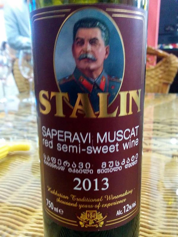 stalin wine in ningxia