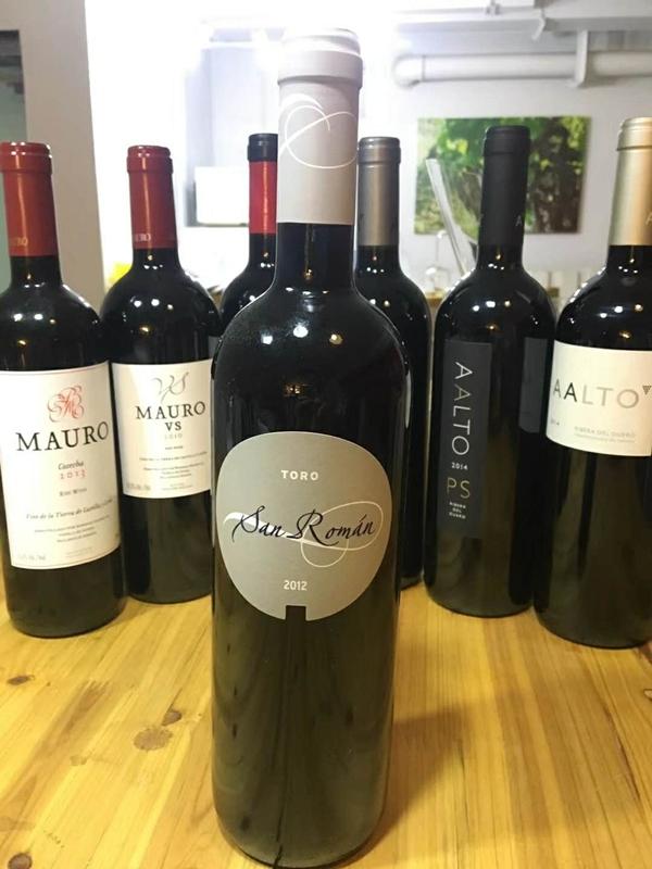 alberto pascual pasion spanish wines china san roman 2