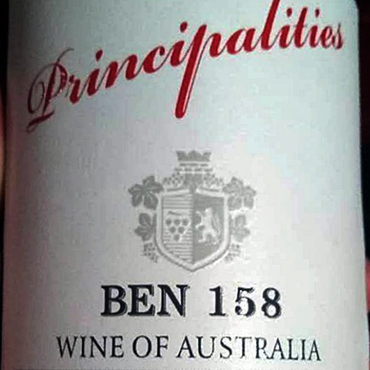 dodgy wine penfolds