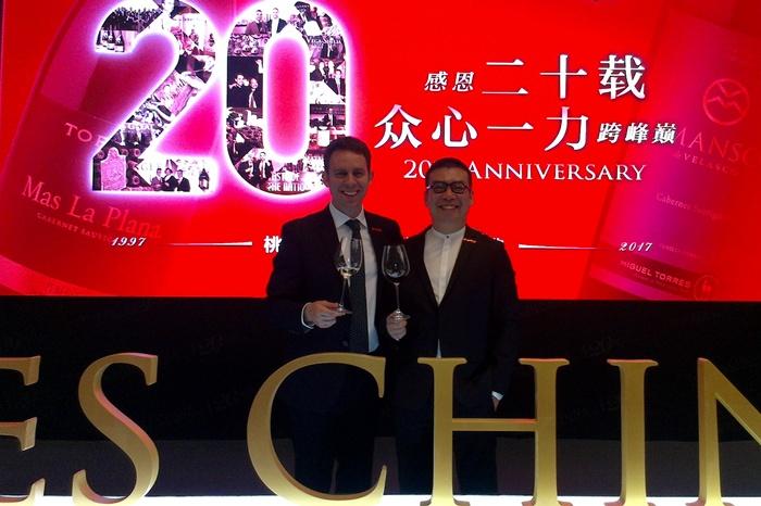 torres china 20th anniversary beijing alberto fernandez damien shee 2