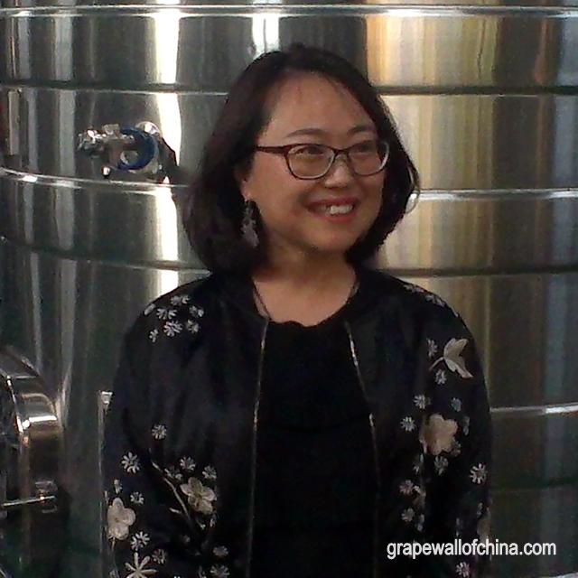 ningxia winery tour may 2018 helan qing xue 1