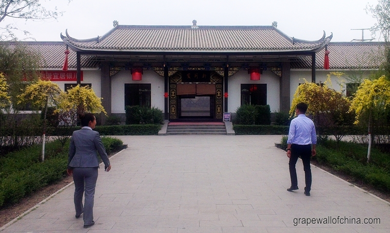 ningxia winery tour may 2018 li family 1